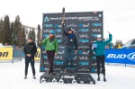 2012 Winter Teva Mountain Games SkiMo podium