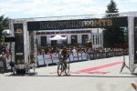 2011 Leadville 100 MTB Finish