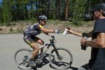2011 Leadville 100 MTB with Rob Russell