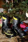 My La Sportiva Stratos Boots