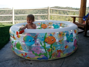 It would be easier to just train in Juniper's pool...