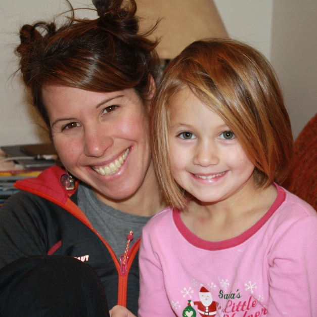 Sari & Juniper Christmas 2012