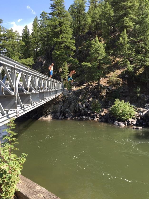 Bridge Jump Robinsons